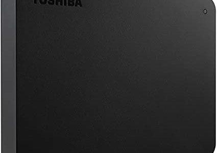 Pourquoi utiliser le disque dur externe Toshiba HDTB420EK3AA?