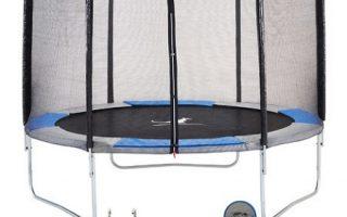 Comment installer un trampoline dans son jardin?